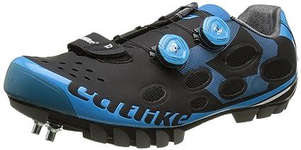 Catlike Whisper MTB 2016, Zapatillas de Ciclismo de montaña Unisex Adulto, Negro (Black
