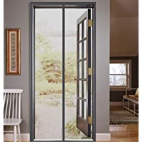 Lifekrafts Mosquito Screen Door Net Curtain with Magnets