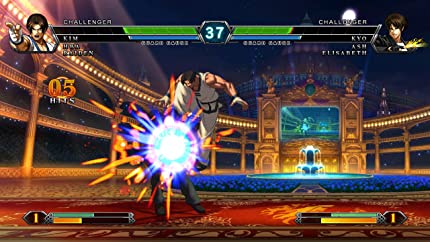 Amazon.com: The King of Fighters XIII - Xbox 360: Video Games