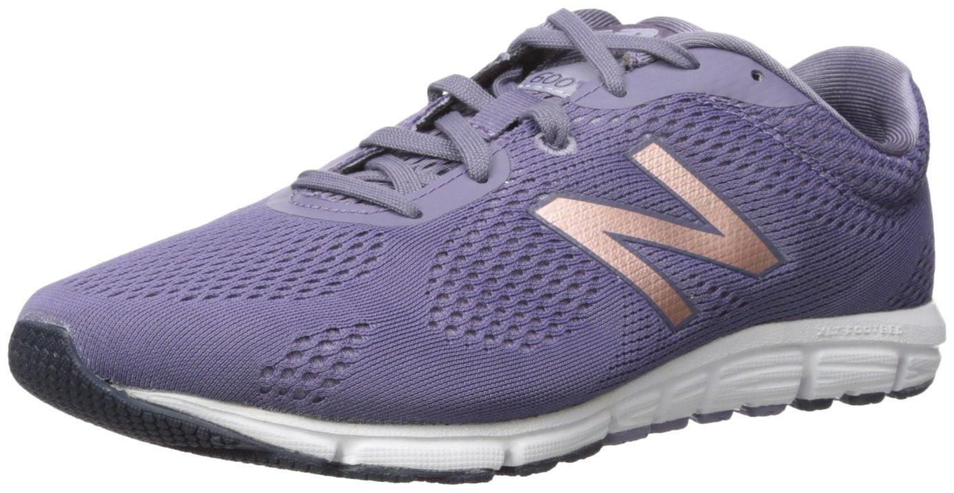 New Balance Women's 600v2 Natural Running Shoe Cosmic B01LXB7NCB 8 D US|Deep Cosmic Shoe Sky/Cosmic Sky 395789