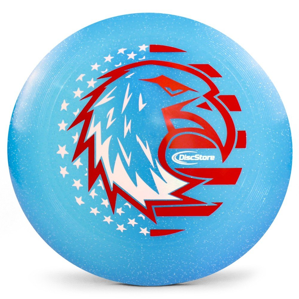 Discraft 175g Stars and Stripes Eagle Ultra Star by Disc Store