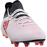 adidas Mens X 17.1 Firm Ground Soccer Athletic Cleats,