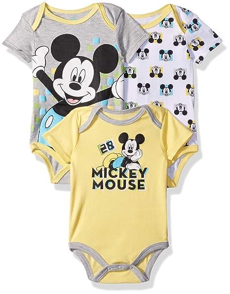 Amazon.com: Disney, trajes de bebé con diseño de Mickey ...