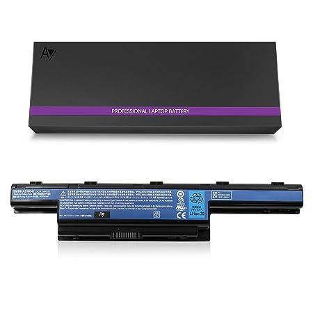 Acer AS10D31 AS10D51 Batterie [10.8V / 6600mAh], AYIPE Hochleistungs-Ersatz-Laptop-Akku für Acer AS10D3E AS10D41 AS10D51