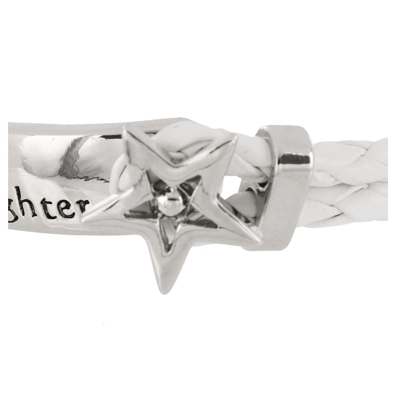 Sisters Are Like Stars Braided Bracelet