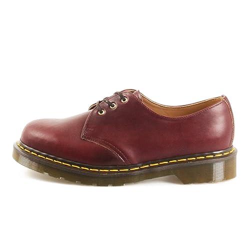 Marroni Ch Amazon Dmc Pelle shoes 1461z go DrMartens FKu135TJlc