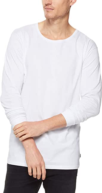 Silent Theory Men's Over Crotch LS Tee