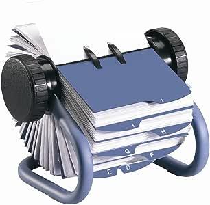 Tarjetero rotativo-libro de direcciones rotativo-Fichero