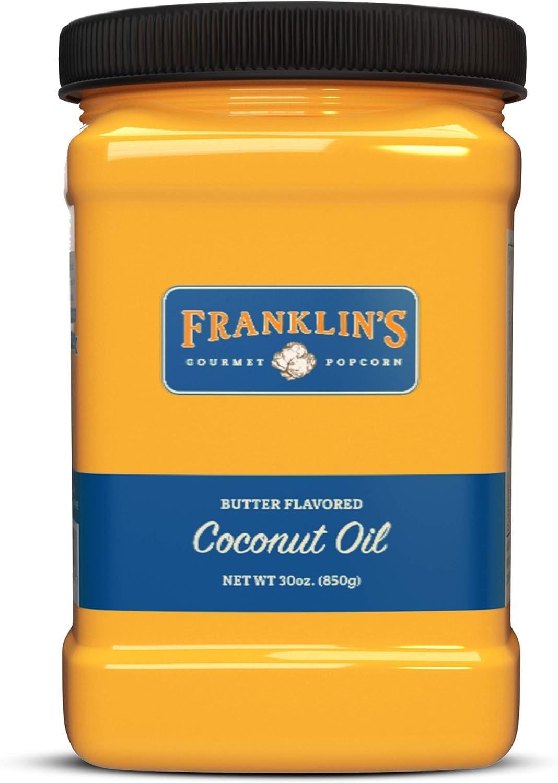 Franklins Gourmet Popcorn Gourmet palomitas de maíz con sabor a ...