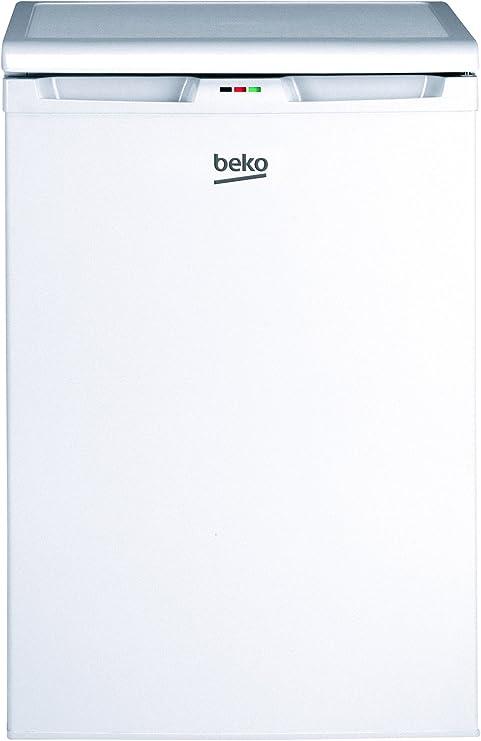 Beko FSE 1073 - Congelador (Vertical, Independiente, Color blanco ...