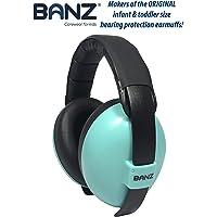 Banz Baby Earmuffs 0+, Aqua, BA-Bzem030