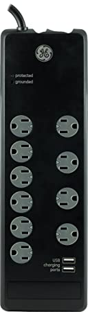 Review GE UltraPro Surge Protector,