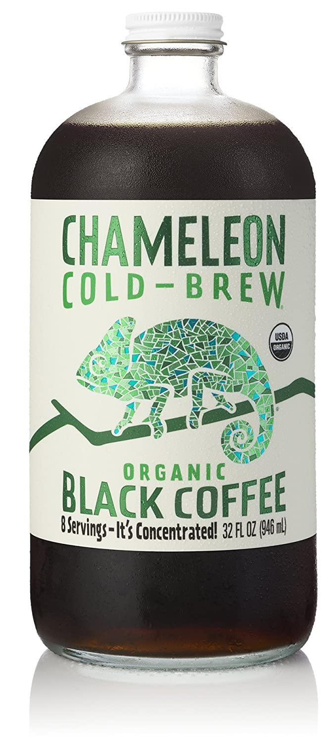 Chameleon Cold-Brew Mocha & Vanilla Coffee Concentrate 2 pack