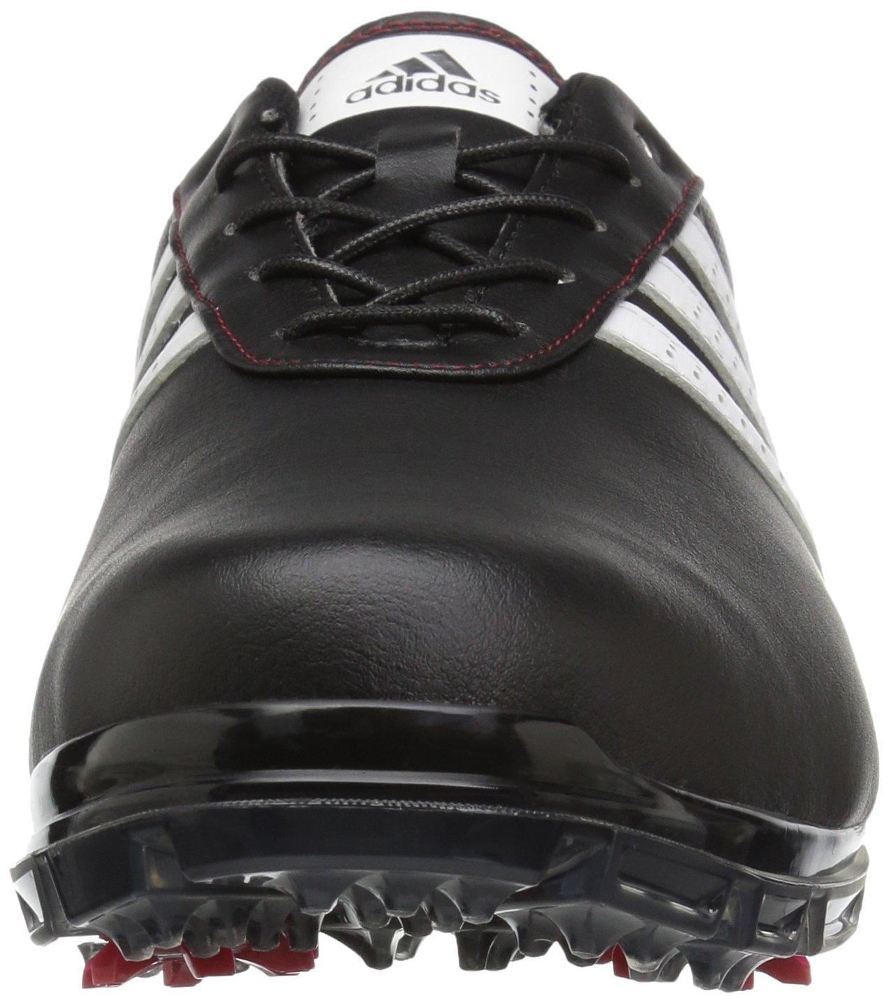 cheap for discount bc148 d6252 Zapatillas de golf Adidas Adipure Flex para hombre Núcleo Negro  Blanco   Poder Rojo