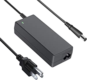 UL Listed 90W 65W AC Charger Adapter Fit for Dell Inspiron 7506 5502 7400 5402 5406 5301 5409 5509 7306 2 in 1 Silver, Vostro 5502 5402 5301 P97F003 P102F002 P130G002 Laptop Power Supply Cord