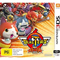 Yo-Kai-Watch Blasters: Red Cat Corps  (Nintendo 3DS)