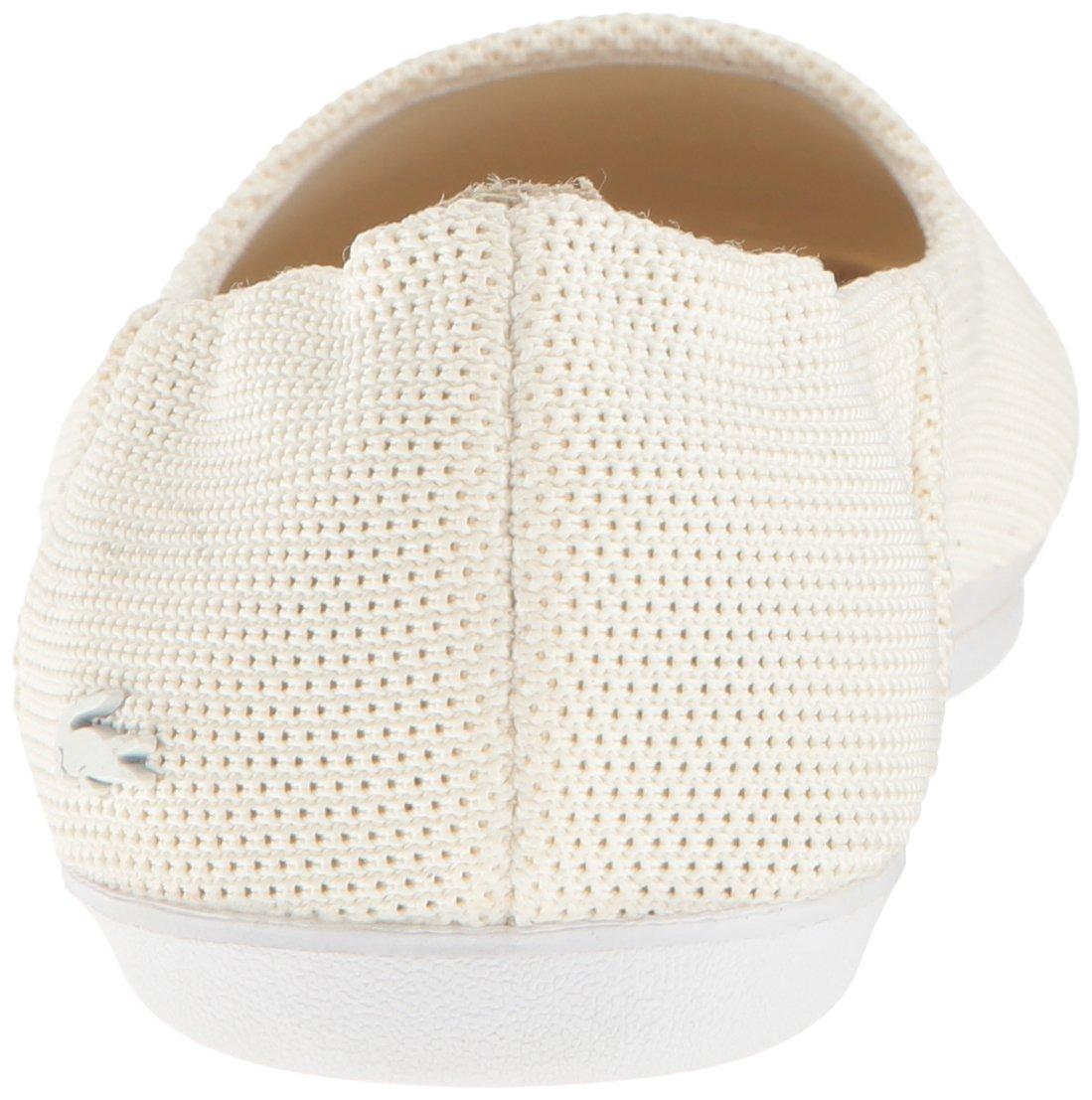 Lacoste Women's 5 Rosabel Slip 117 1 Fashion Sneaker B01M1EJJ3R 5 Women's B(M) US|Off White/White f101b8