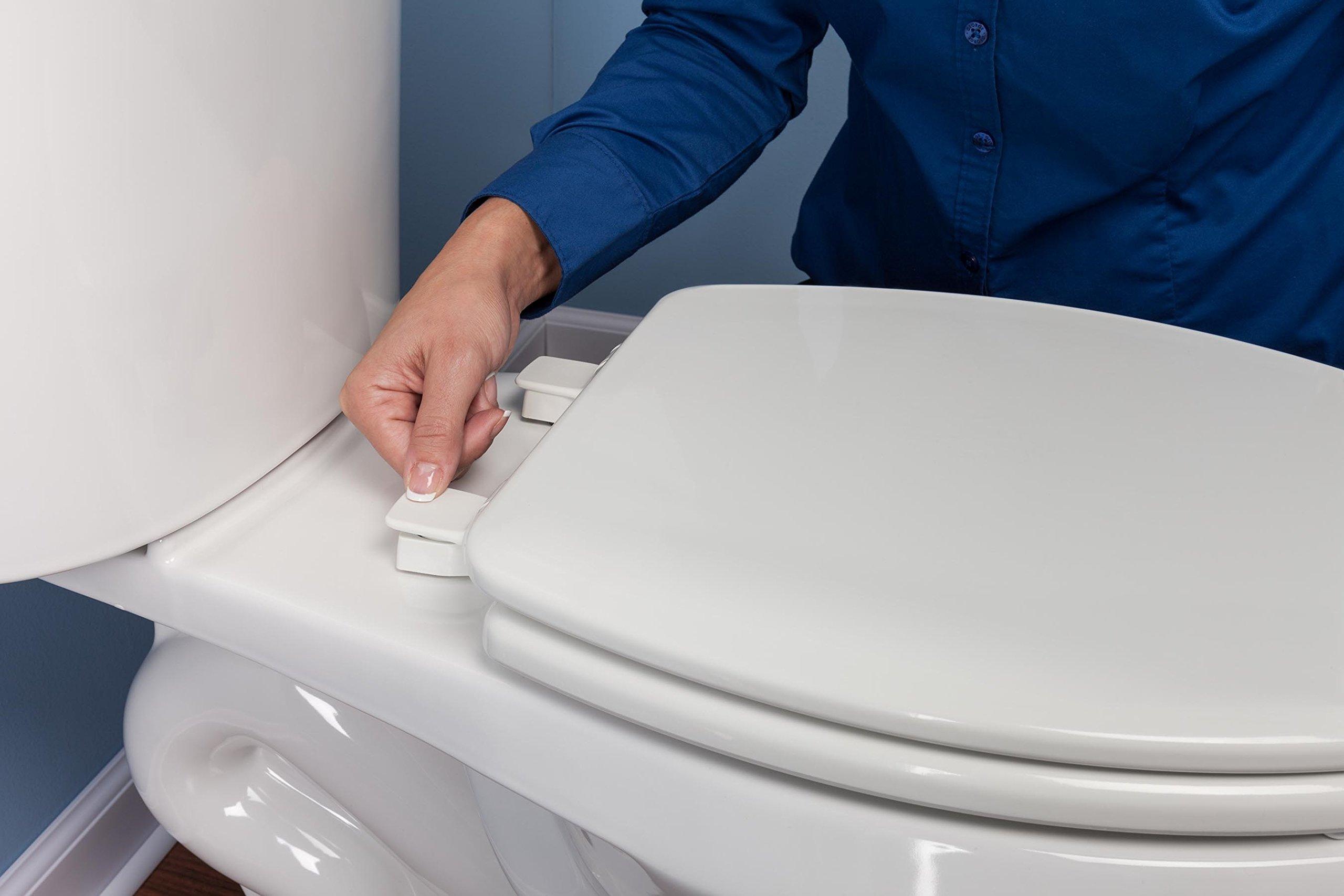 Soft Close Toilet Seat Wood Croydex Fitzroy Sit Tight Solid Oak - Soft close wooden toilet seat