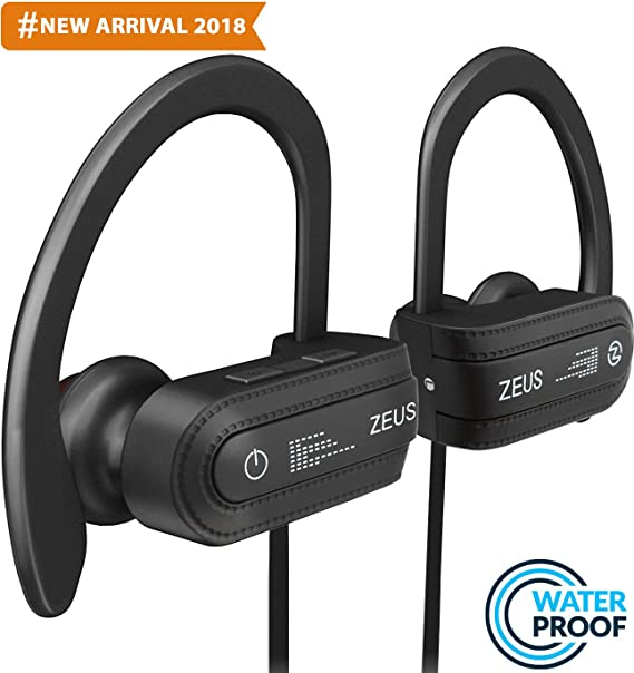 e2b4aa0fa5d Premium Bluetooth Headphones - EXCLUSIVE 2018 - Best Wireless Running  Headphones - Sport Earbuds with Mic