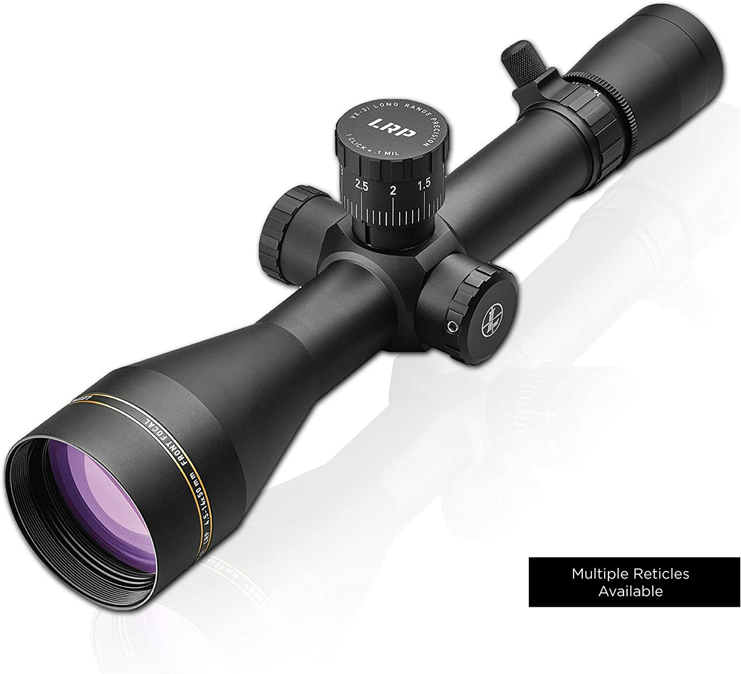 Leupold VX-3i LRP 4.5-14x50mm Side Focus Riflescope