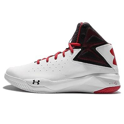 Under Armour UA Rocket, Zapatillas de Baloncesto para Hombre: Amazon.es: Zapatos y complementos