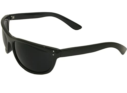 e02378b703d Amazon.com  G G MIB Mens Black Sunglasses Dark Shades  Shoes