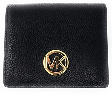 c31d51af3786 Amazon.com: Michael Kors Fulton Carryall Card Case Small Wallet ...