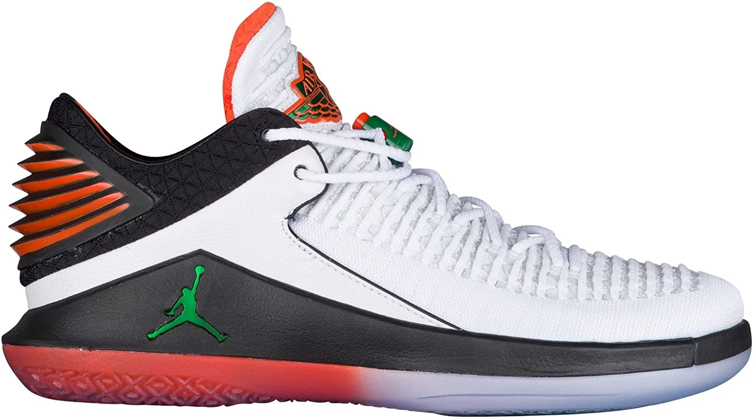 Jordan XXXIl Performance Low Top - Zapatillas, Color Blanco, Color, Talla 42 EU: Amazon.es: Zapatos y complementos