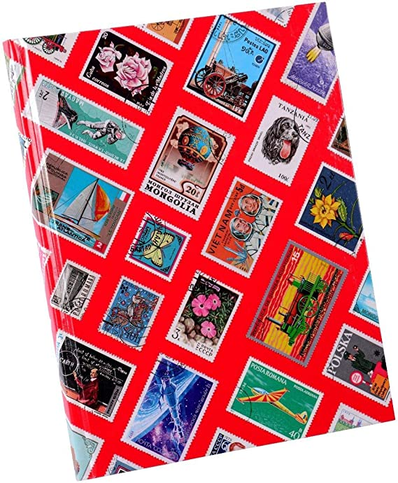 Goldbuch 51070 - Álbum para sellos (17 x 23 cm): Amazon.es: Oficina y papelería