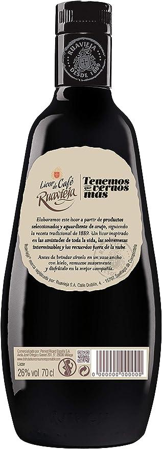 Ruavieja Licor de Café - 700 ml: Amazon.es: Amazon Pantry