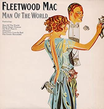 man of the world fleetwood mac album