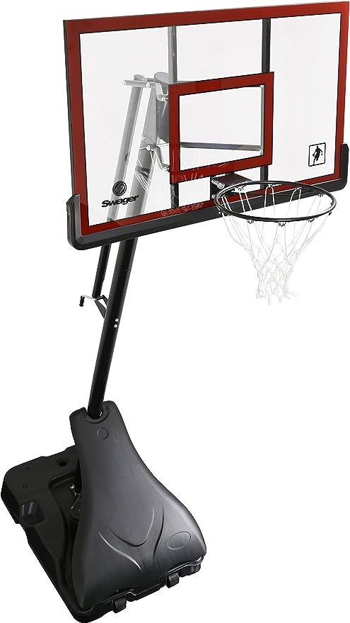 Swager Platinium Canasta de baloncesto: Amazon.es: Deportes y aire ...