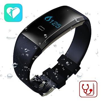 Amazon.com: tentenco Nueva llegada Fitness Tracker con ...