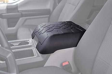 2015 2018 Ford F150 Tire Tread Armpad Center Console Cover Armrest Cushion