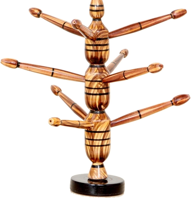 Genius Bird Wooden Bangle Stand: Amazon.in: Home & Kitchen