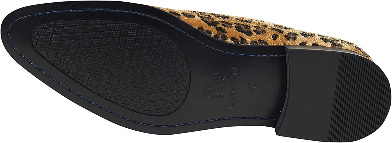 Lureaux Herrenschuhe Elegant Businessschuhe Lederschuhe Schuhe für Männer Mehrfarbig Phantera