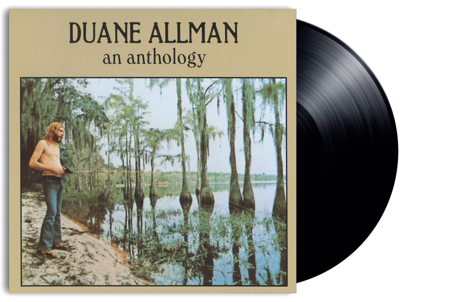 CD : Duane Allman - Anthology 1 (2 Disc)