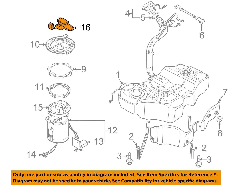 Volkswagen 3C0 906 093 A Fuel Injection Pressure Regulator