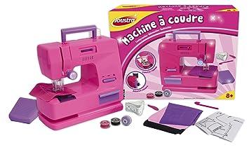 Joustra - Máquina de coser, juego de labores (46030): Amazon.es: Juguetes y juegos