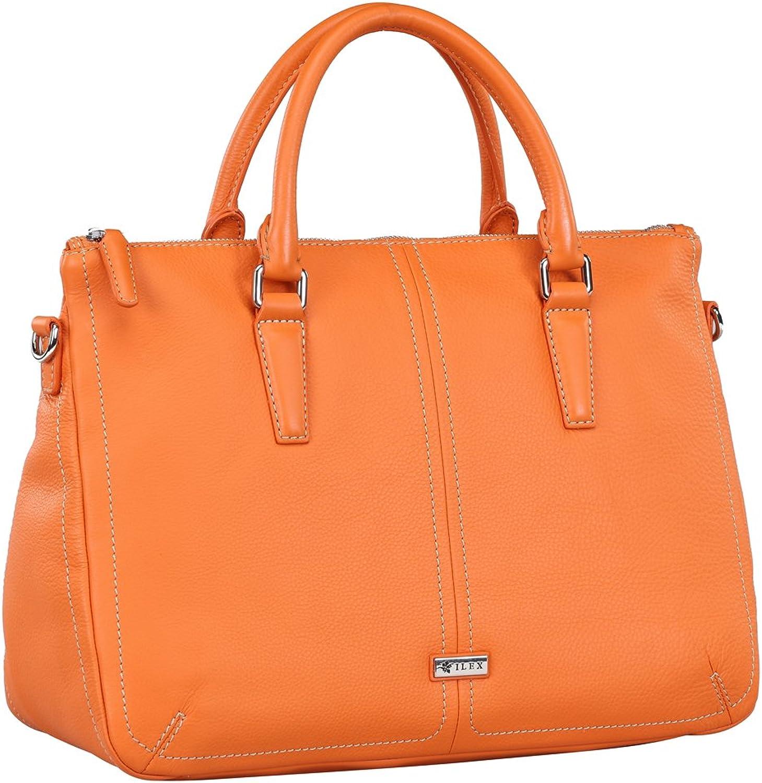 ILEX LONDON Womens Madison Shoulder Bag