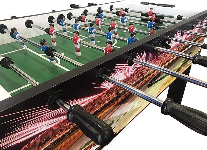 MASGAMES Futbolín Olímpico: Amazon.es: Juguetes y juegos