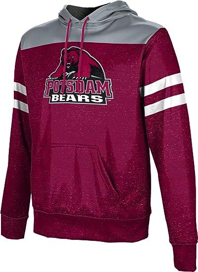 State University of New York at Potsdam Girls Zipper Hoodie School Spirit Sweatshirt Zoom