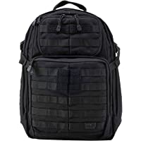5.11 Tactical, Inc Rush 24 Backpack, Black - SSI-9005774