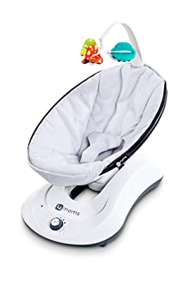 4moms rockaRoo and Baby Swing Review