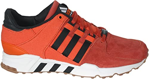 adidas Equipment Running Support 93, Surf Red-Core Black-Ftwr White, 5