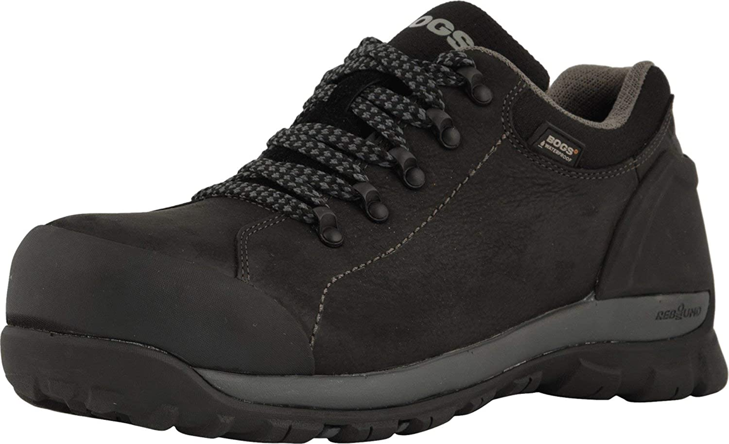 Image of BOGS Men's Foundation Low Punctureproof Waterproof Fire and Safety Boot Fire & Safety