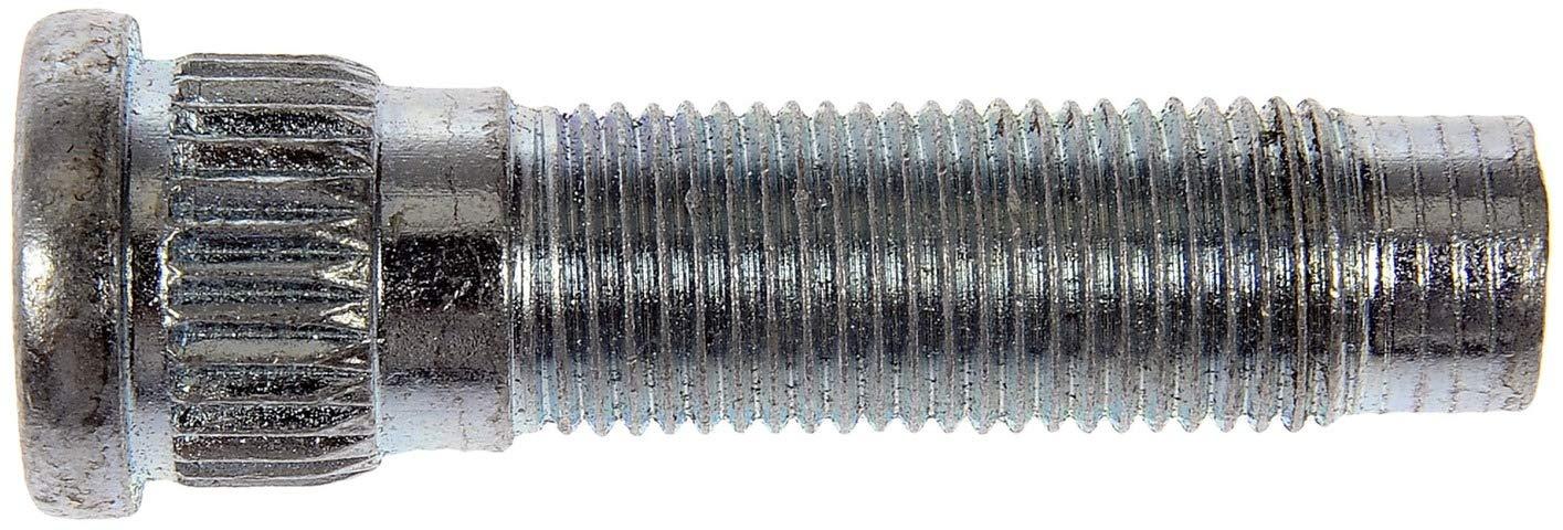 Dorman 1//2-20 Thread and 1-31//32 Long Serrated Wheel Stud 610-368.1