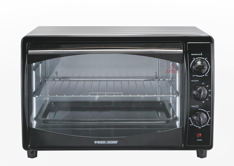 Amazon.com: Black & Decker TRO60 42-Liter 220 to 240-volt Toaster ...