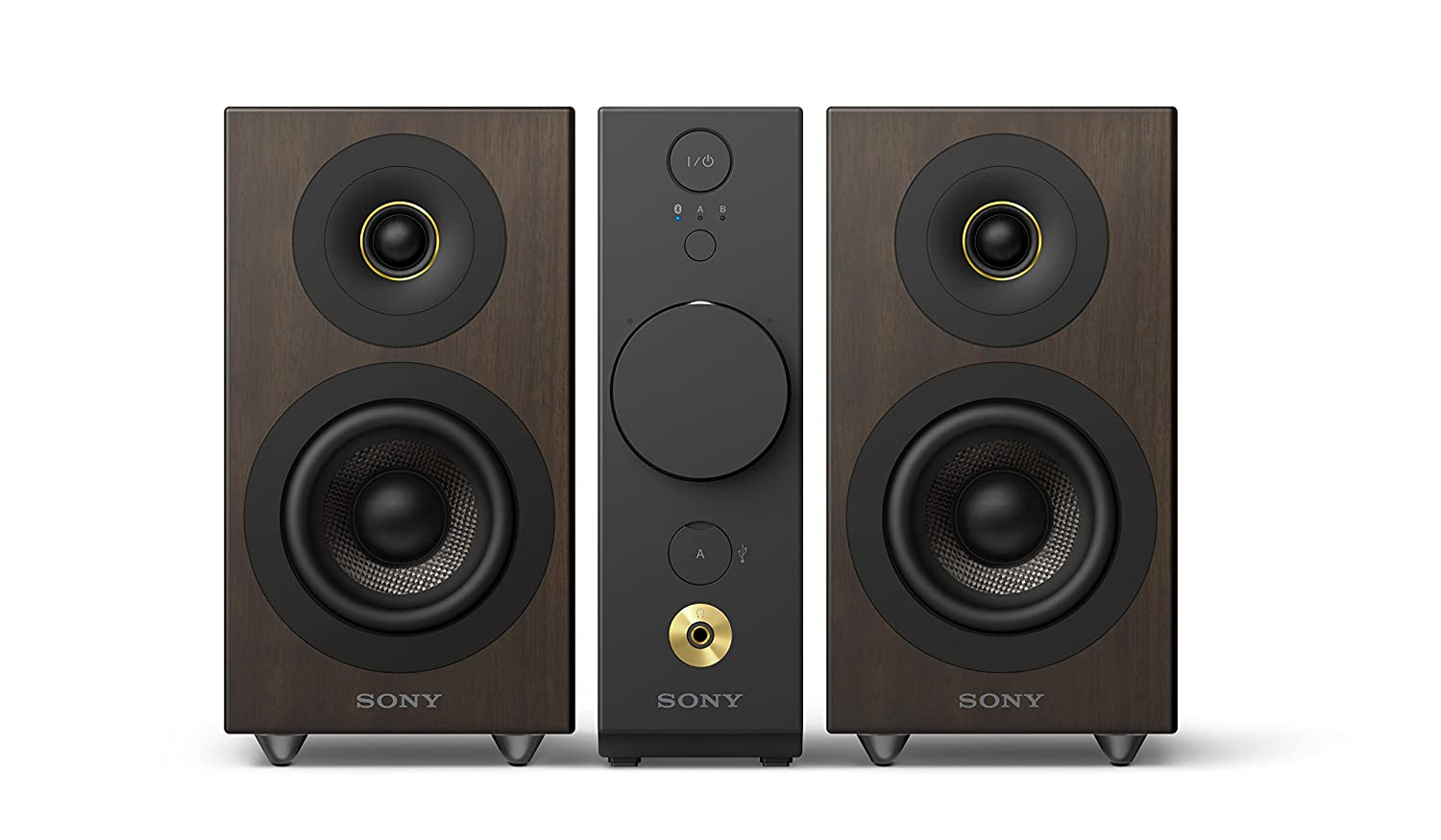 Sony High-Resolution Audio System with Headphone Amp CAS-1 CAS1