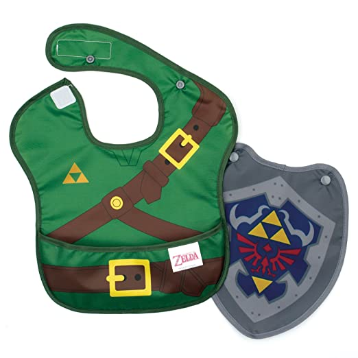 Bumkins Nintendo Zelda SuperBib